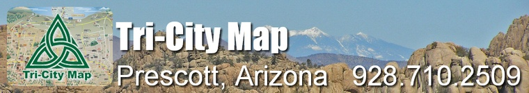 Tri-City Map, LLC. - Prescott, Arizona